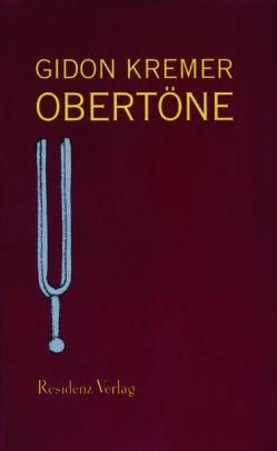 """Coverabbildung von """"Obertöne"""""""
