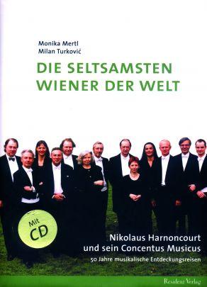 """Coverabbildung von """"Die seltsamsten Wiener der Welt"""""""