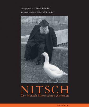 """Coverabbildung von """"Hermann Nitsch"""""""