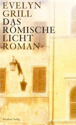 """Coverabbildung von """"Das römische Licht"""""""