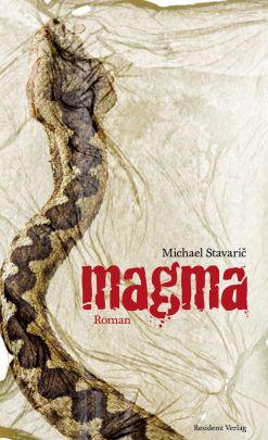 "Coverabbildung von ""Magma"""