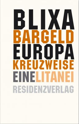 """Coverabbildung von """"Europa kreuzweise"""""""