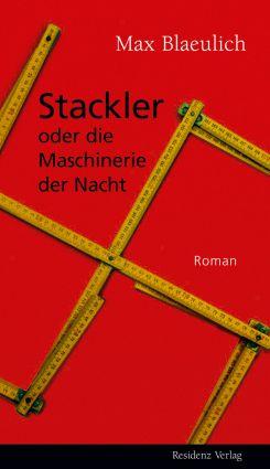 "Coverabbildung von ""Stackler or the Machinery of the Night"""