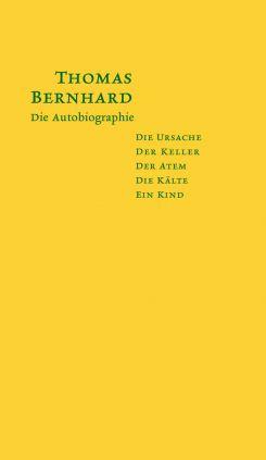 """Coverabbildung von """"Die Autobiographie"""""""
