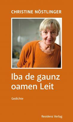 """Coverabbildung von """"Iba de gaunz oamen Leit"""""""