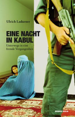 """Coverabbildung von """"Eine Nacht in Kabul"""""""