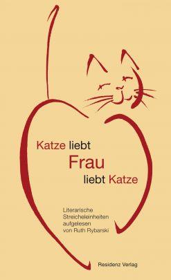 """Coverabbildung von """"Katze liebt Frau liebt Katze"""""""
