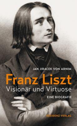 """Coverabbildung von """"Franz Liszt"""""""