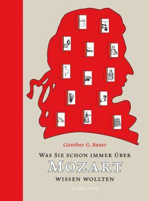 """Coverabbildung von """"Was Sie schon immer über Mozart wissen wollten"""""""