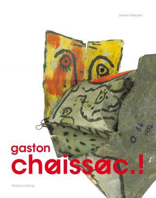 """Coverabbildung von """"gaston chaissac.!"""""""