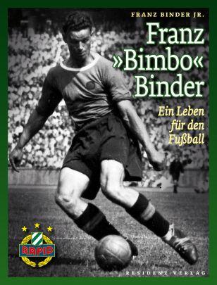 """Coverabbildung von """"Franz """"Bimbo"""" Binder"""""""