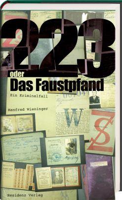 """Coverabbildung von """"223 oder Das Faustpfand"""""""