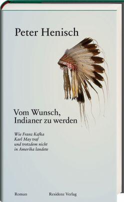 """Coverabbildung von """"Vom Wunsch, Indianer zu werden"""""""