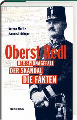"""Coverabbildung von """"Oberst Redl"""""""