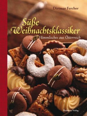 """Coverabbildung von """"Süße Weihnachtsklassiker"""""""