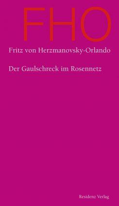 """Coverabbildung von """"Der Gaulschreck im Rosennetz"""""""