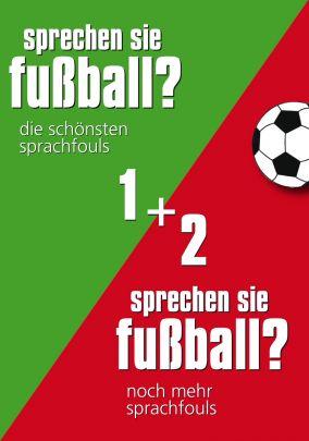 """Coverabbildung von """"Sprechen Sie Fußball I & II"""""""