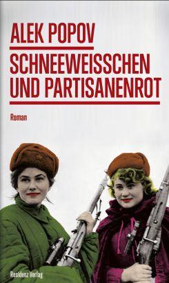 """Coverabbildung von """"Snow White and Partisan Red"""""""