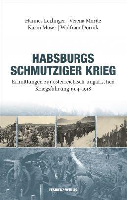 """Coverabbildung von """"The Habsburgs' Dirty War"""""""