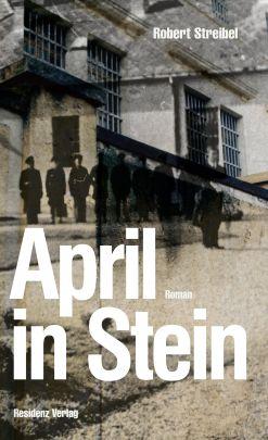 """Coverabbildung von """"April in Stein"""""""