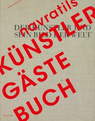 """Coverabbildung von """"Navratils Künstler-Gästebuch"""""""
