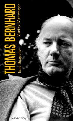 """Coverabbildung von """"Thomas Bernhard"""""""