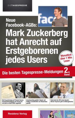 """Coverabbildung von """"Die besten Tagespresse-Meldungen 2015"""""""