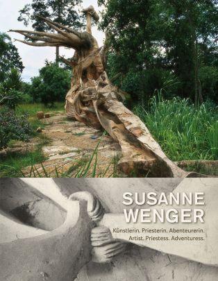 """Coverabbildung von """"Susanne Wenger"""""""