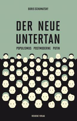"""Coverabbildung von """"Der neue Untertan"""""""