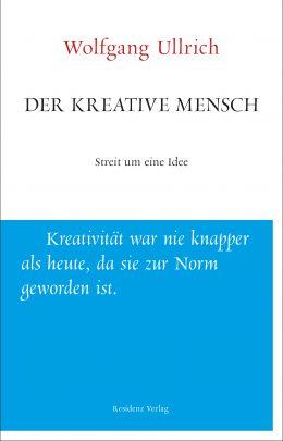 """Coverabbildung von """"Der kreative Mensch"""""""