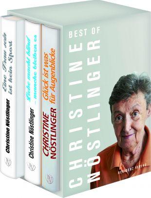 """Coverabbildung von """"Best of Christine Nöstlinger"""""""