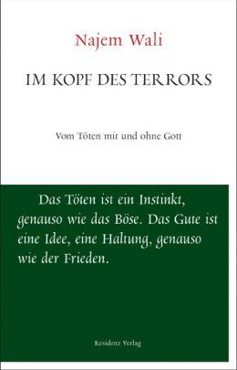 """Coverabbildung von """"Im Kopf des Terrors"""""""