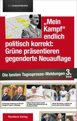"""Coverabbildung von """"Die besten Tagespresse-Meldungen 2016"""""""