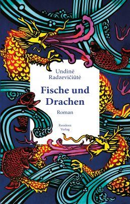 """Coverabbildung von """"Fische und Drachen"""""""