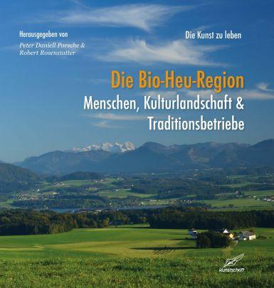 """Coverabbildung von """"Die Bio-Heu-Region"""""""