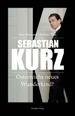 "Coverabbildung von ""Sebastian Kurz"""