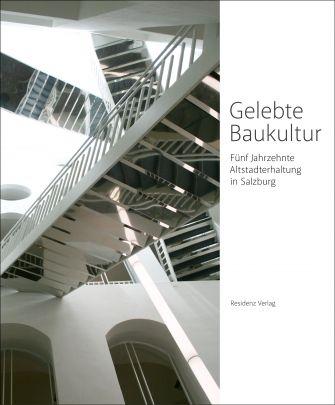 """Coverabbildung von """"Gelebte Baukultur"""""""