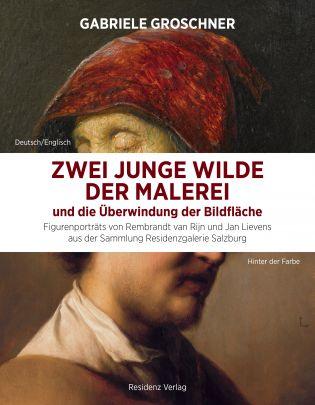 """Coverabbildung von """"Zwei junge Wilde der Malerei und die Überwindung der Bildfläche"""""""