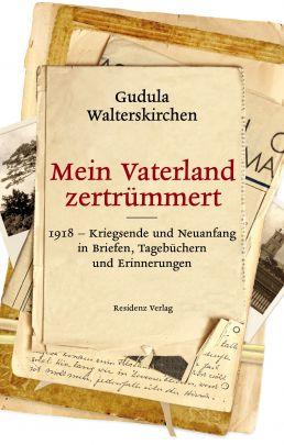 """Coverabbildung von """"Mein Vaterland zertrümmert"""""""
