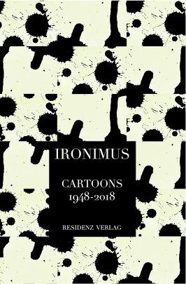 """Coverabbildung von """"Ironimus. Cartoons 1948-2018"""""""
