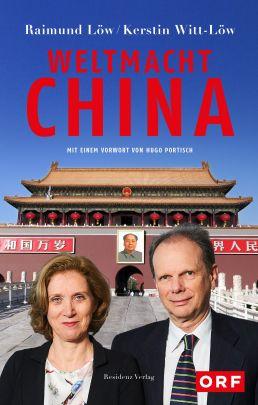 """Coverabbildung von """"Weltmacht China"""""""