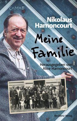 """Coverabbildung von """"Meine Familie"""""""