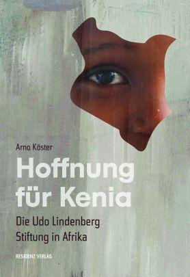 """Coverabbildung von """"Hoffnung für Kenia"""""""