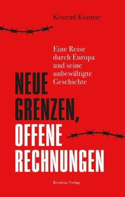 """Coverabbildung von """"Neue Grenzen, offene Rechnungen"""""""