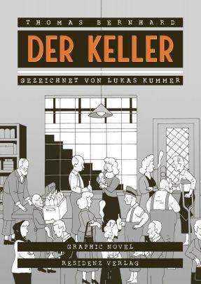 """Coverabbildung von """"Der Keller"""""""