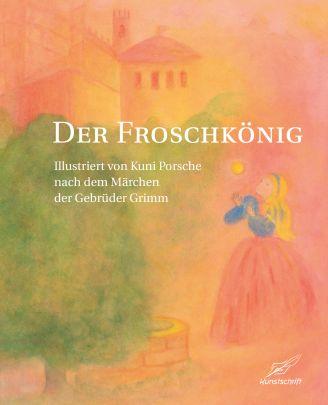 """Coverabbildung von """"Der Froschkönig oder Der Eiserne Heinrich"""""""