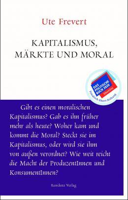 """Coverabbildung von """"Kapitalismus, Märkte und Moral"""""""