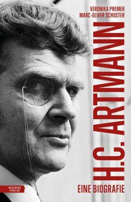 """Coverabbildung von """"H. C. Artmann"""""""