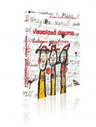 """Coverabbildung von """"visualized dreams…"""""""